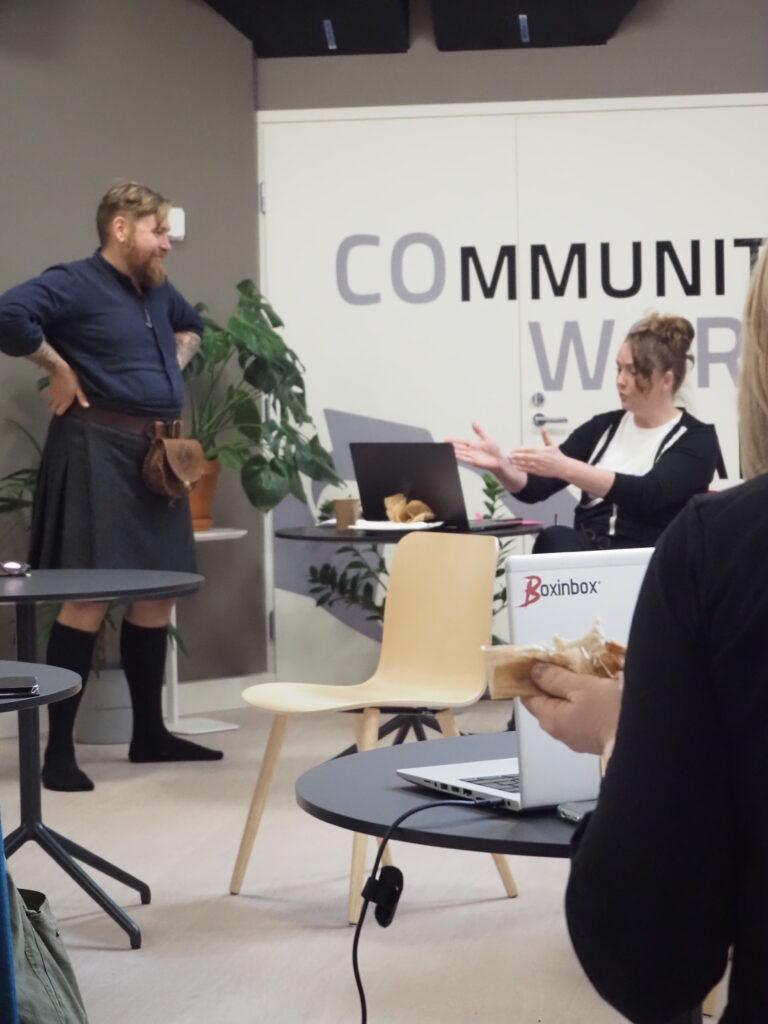 Linnan Business Turnajaisten kiihdytyssarjalaiset